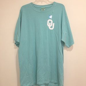 Oklahoma Sooners Sweet Tea Sunshine Tee NWT XL.
